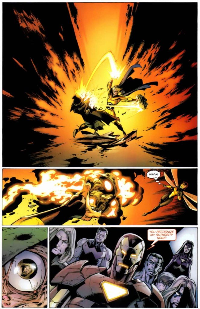 Mighty Avengers 011 authority doctor doom