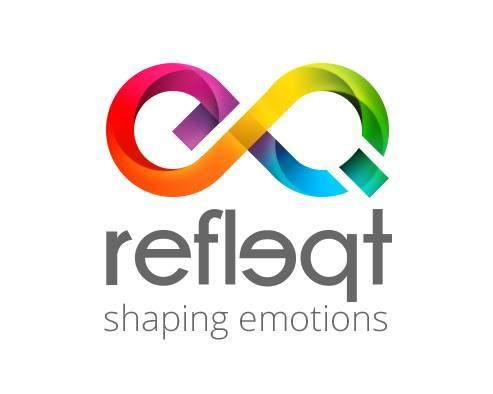 logo refleqt emotional Intelligence