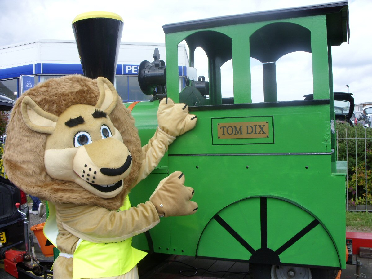 The Tom Dix Train