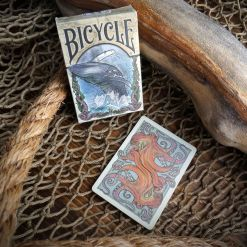 Bicycle branded Colorized Sea Creature Deck