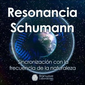 Resonancia Schumann - Caratula Principal