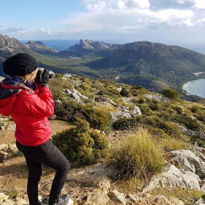 Mallorca road trip Photographing Cap Formentor