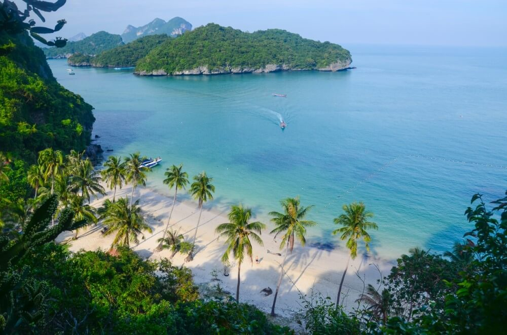 Ang Thong is truly Thailand off the beaten path
