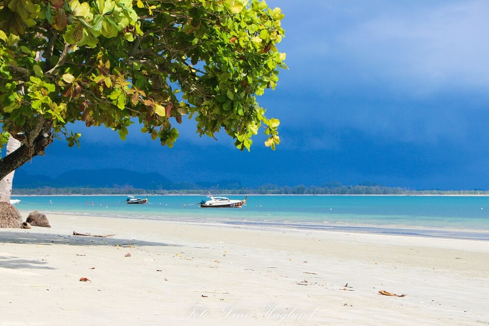 Charlie beach at Koh Mook