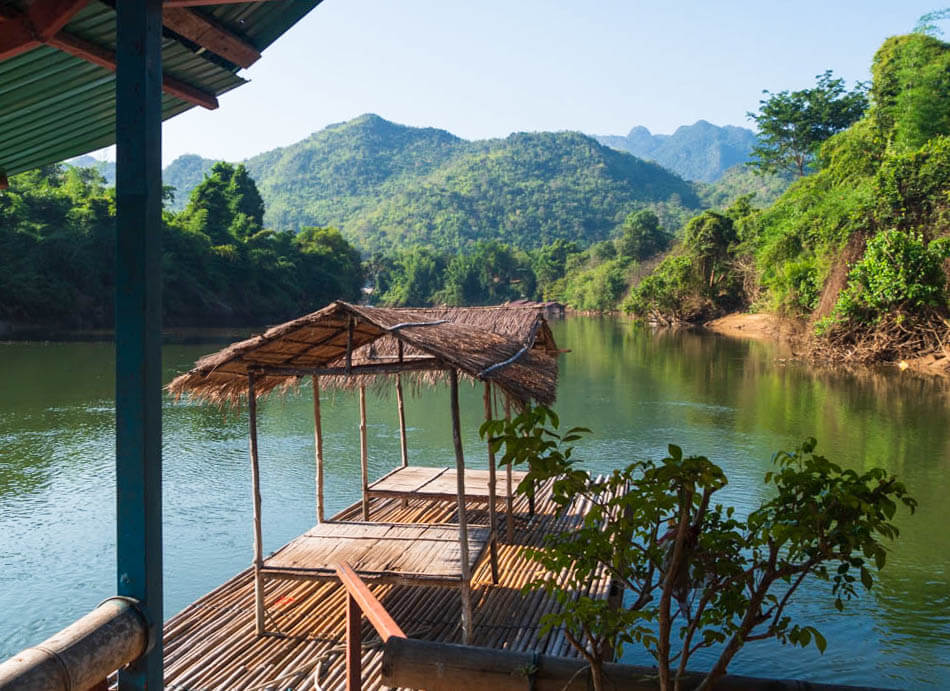 Sai Yok National Park in Thailand
