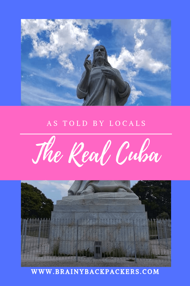 The real Cuba as told by locals. How can tourists make a difference.