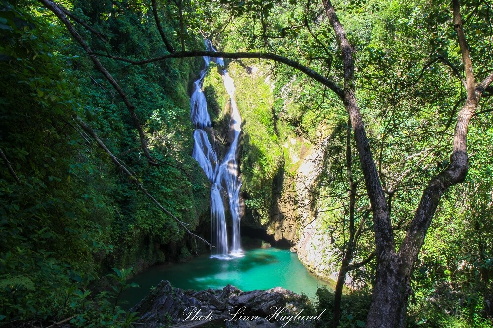 Vegas Grande waterfall should be on your Cuba itinerary