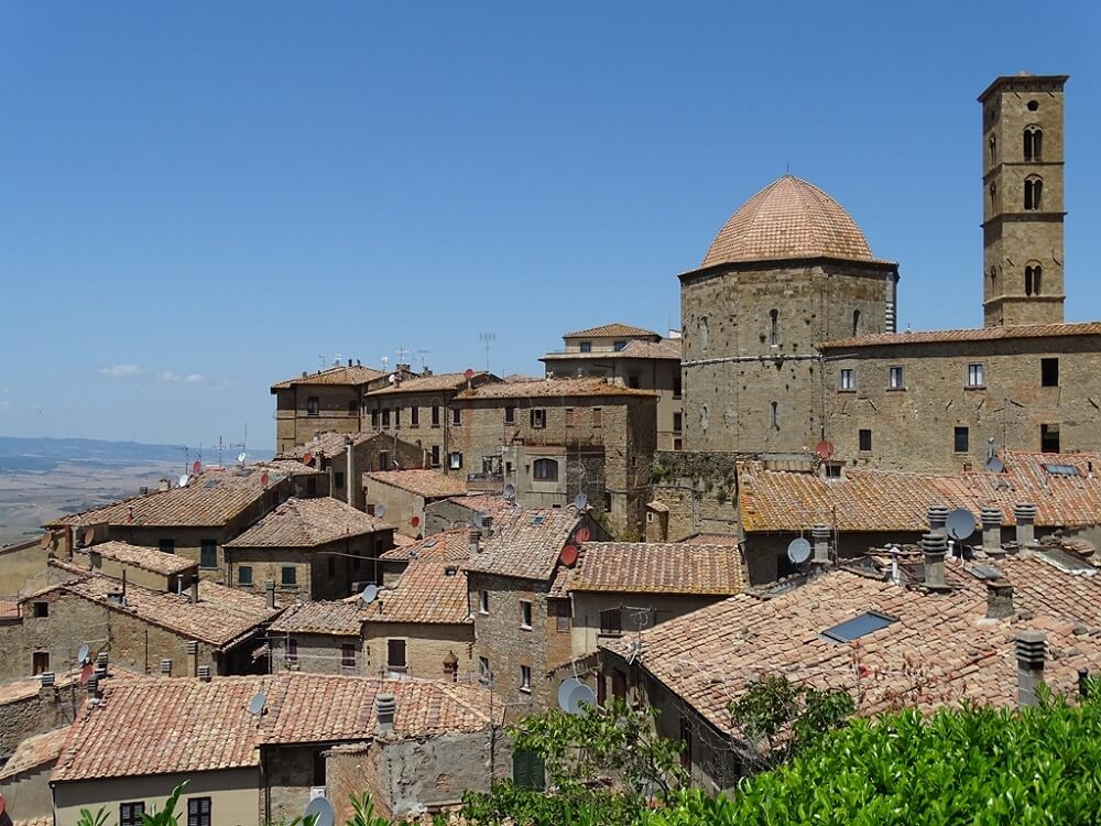 Volterra is one of the best Tuscan villages to visit