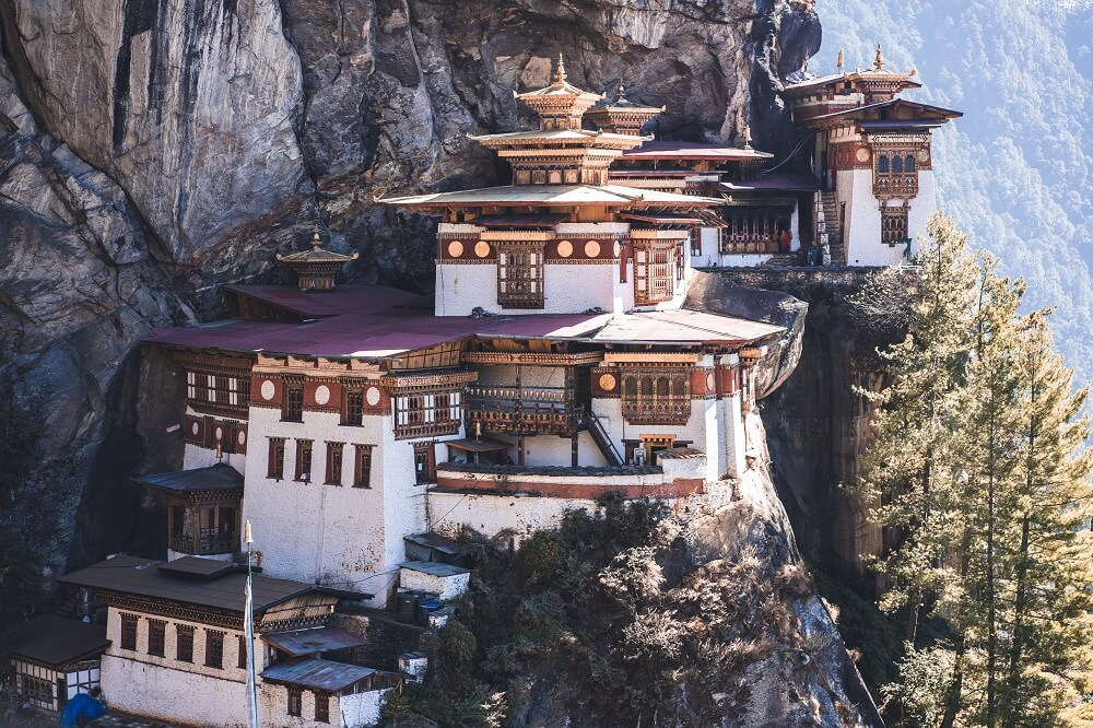 Bhutan is one of the most offbeat destinations to explore