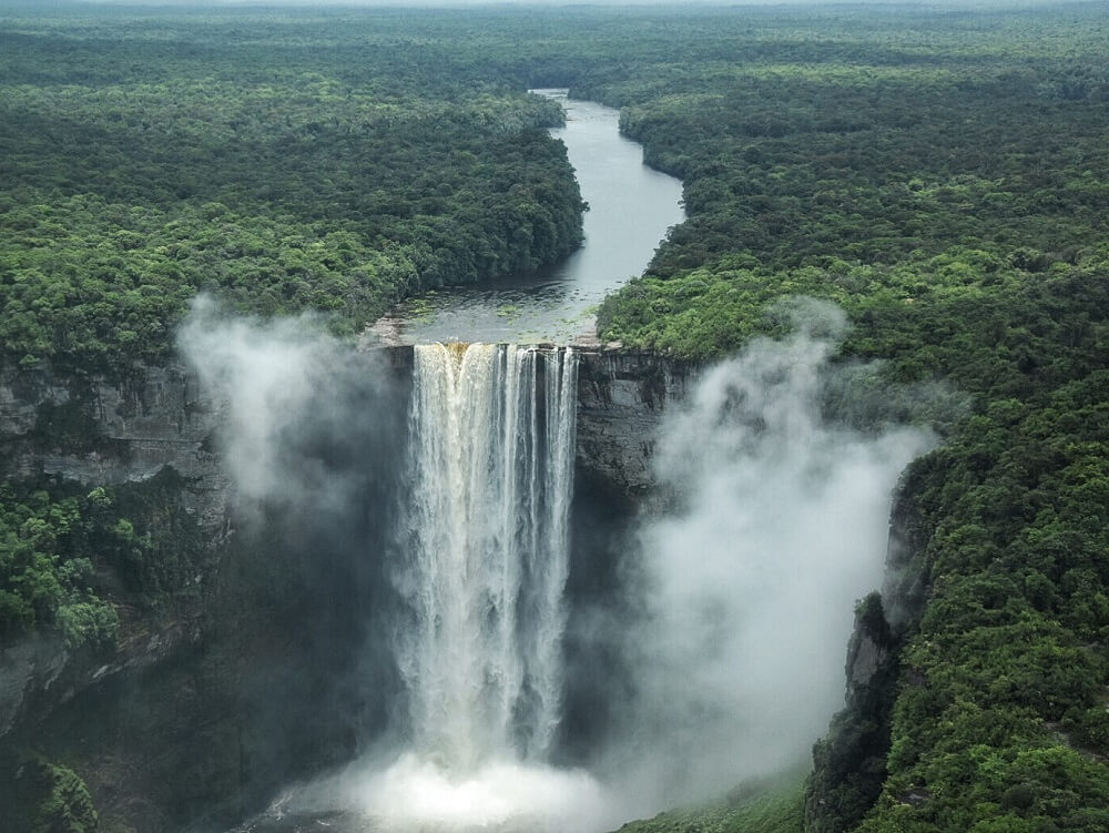 Guyana is perfect for off the beaten path travel