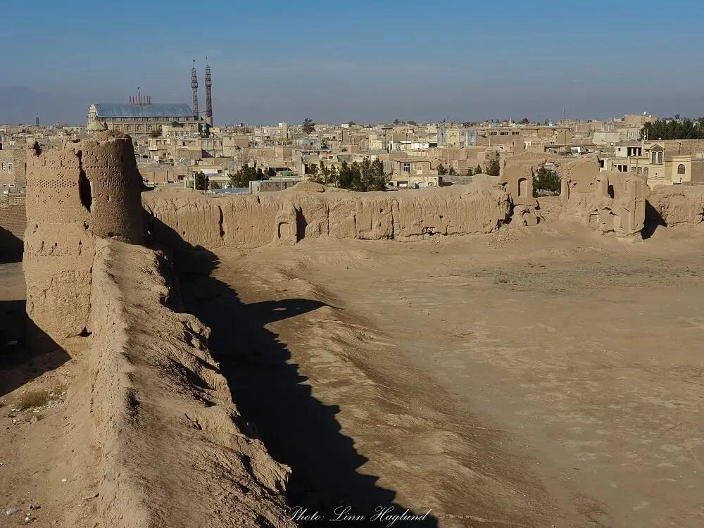 Noushabad castle