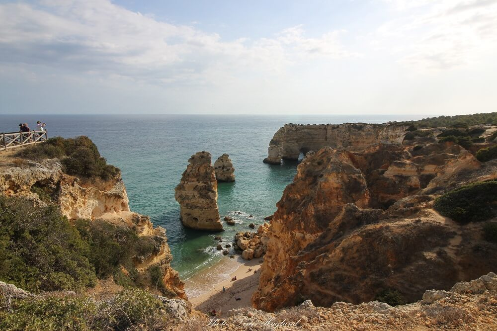 There are a lot of beautiful Portugal hiking trails in Algarve