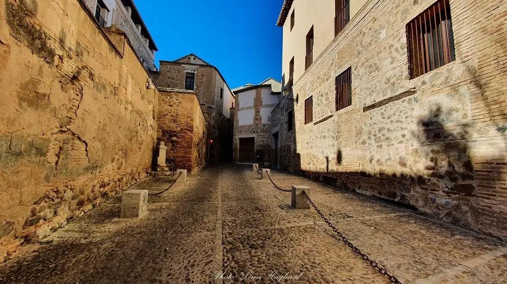 Toledo itinerary
