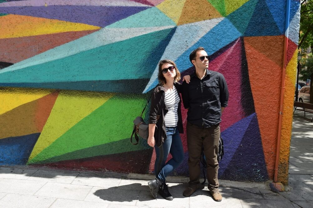 Talk to the locals - an interview with Samantha Anthony and Veren Ferrera