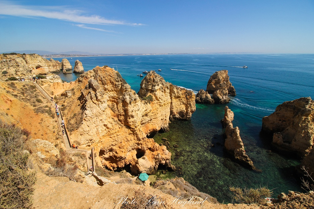 Ponta da Piedade is one of the top Lagos attractions