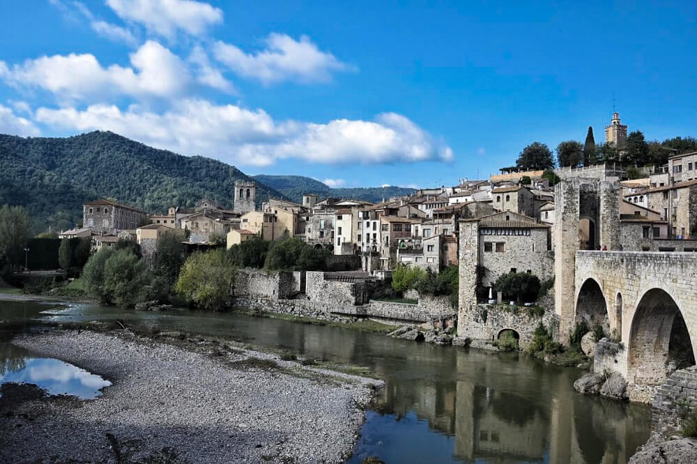 Travel Spain off the Beaten path in Garrotxa