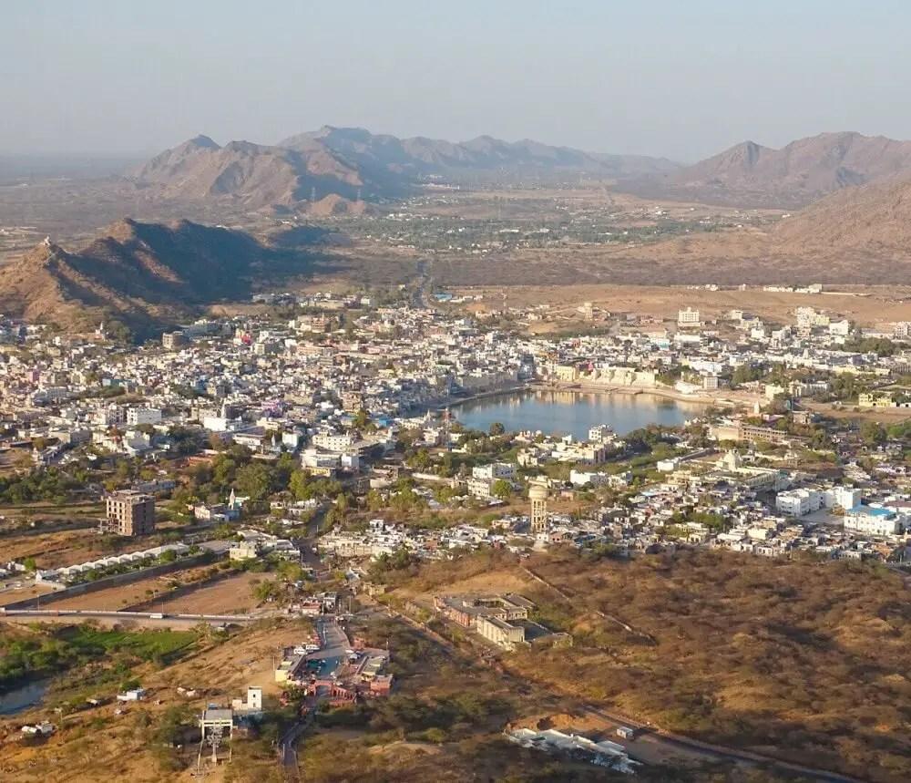 Rajasthan beautiful Pushkar