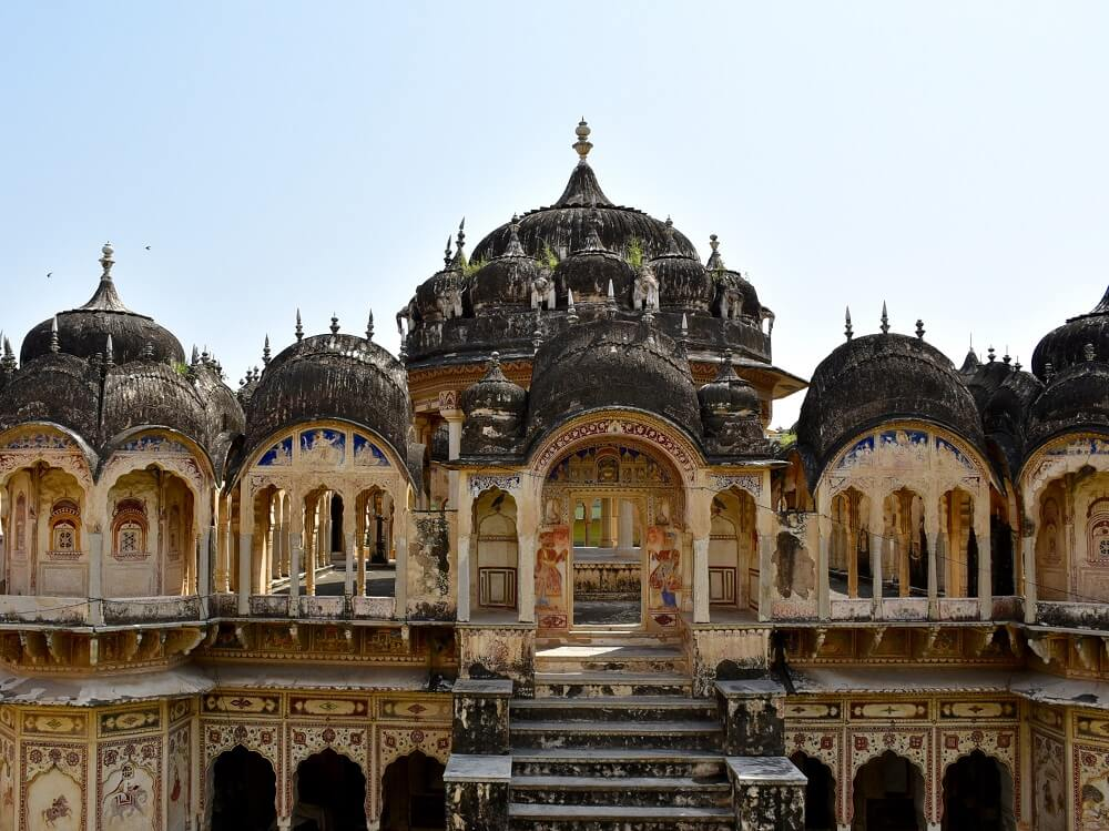 Ramgopal Chhatri is one of the most beautiful places in Rajasthan