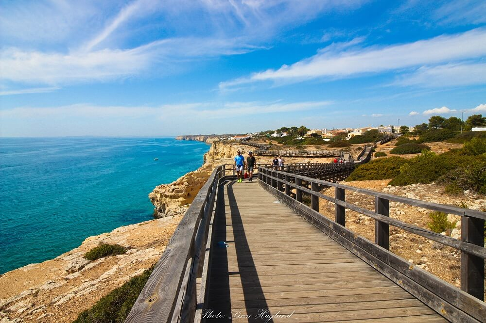 Road trip Algarve: to Carvoeiro
