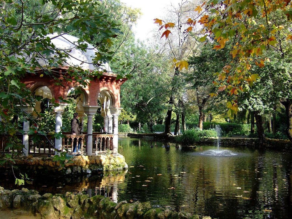Every 3 day Seville itinerary have to include a walk in the Maria Louisa Park
