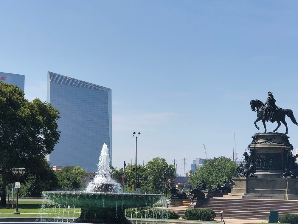 Go to Philadelphia for a great weekend trip from Boston