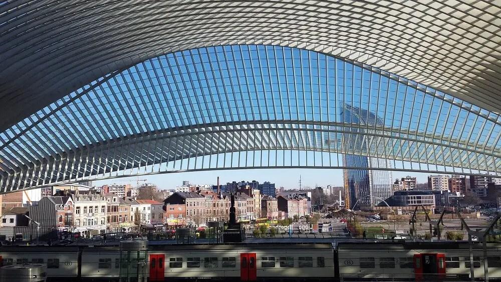 Liege railwaystation