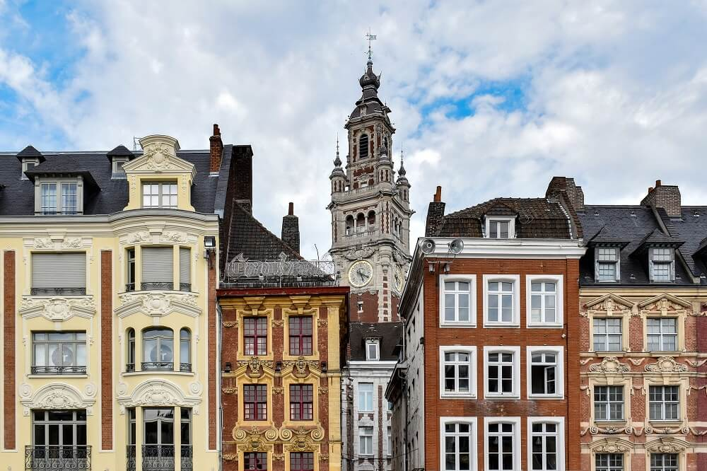 Lille is one of the top day trips from Paris