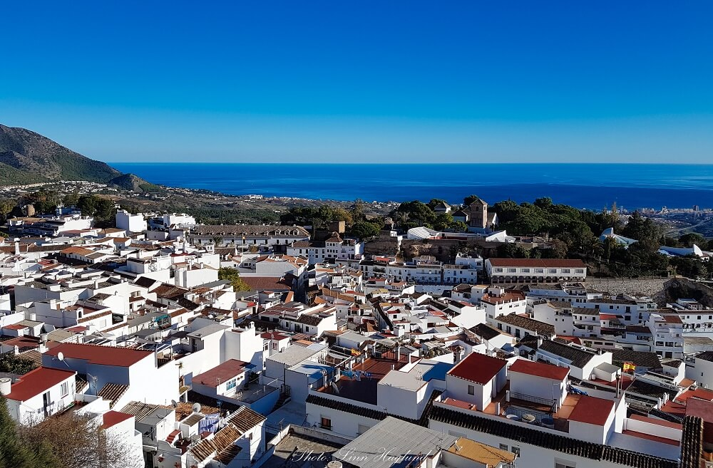 In Mijas things to do include hiking to mesmerizing views like these