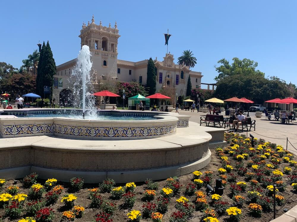 Visit Balboa Park when exploring San Diego in one day