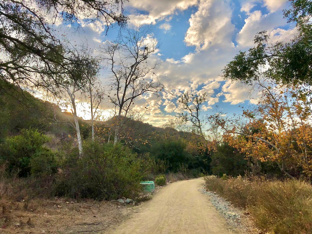 Mission trails are among the best trails in southern California