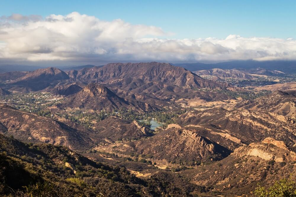 there is so much beautiful hiking in southern California