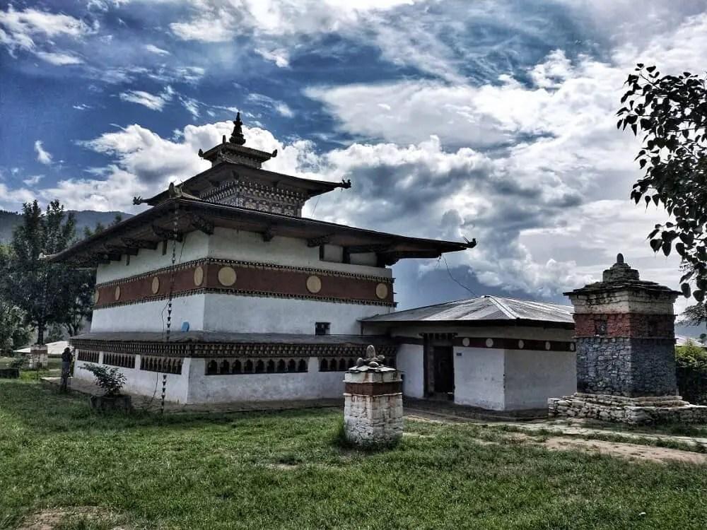 Chimi Lhakhang - Bhutan