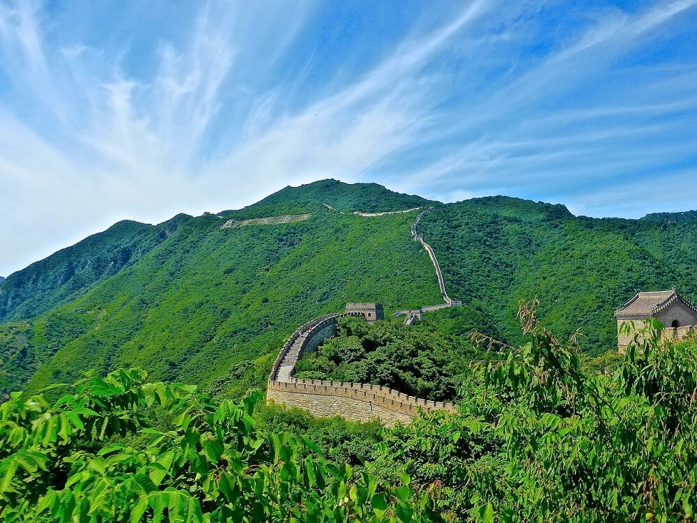 The Great Wall of China is a true bucket list experience
