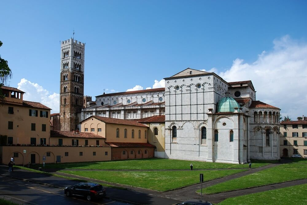Lucca Cathedral - One day in Lucca