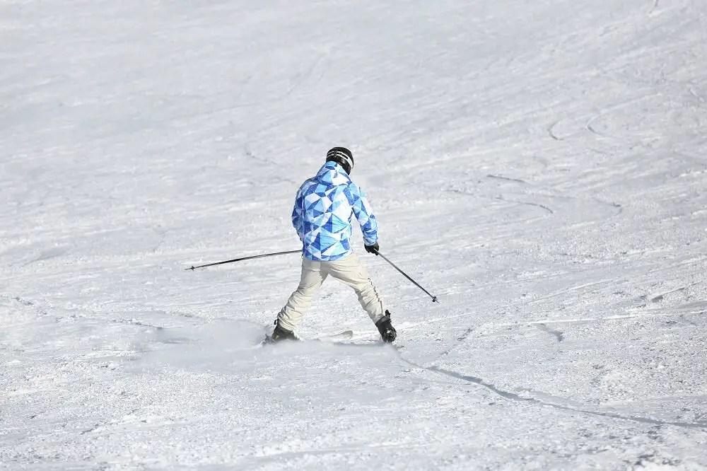 Skiing in Sopot - Gdansk winter