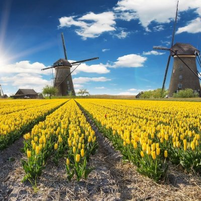 Weekend trips from Amsterdam