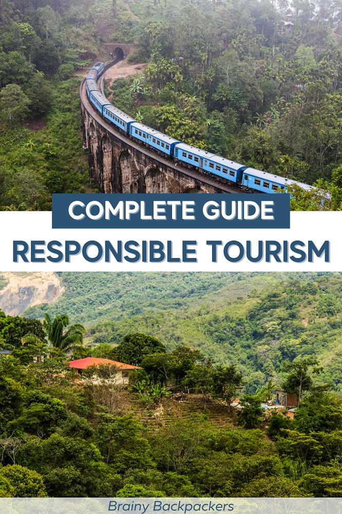 Wondering what exactly responsible toruism is and why it is important? Here is all you need to know to be a responsible tourist including practical tips to be a responsible traveler