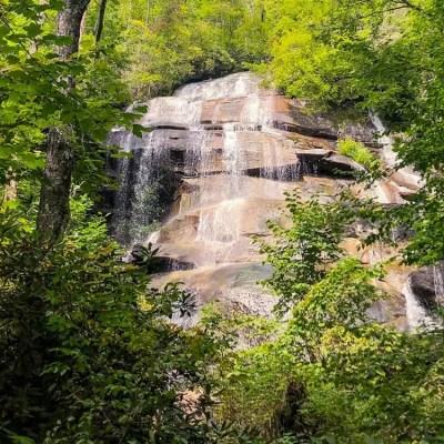 Hikes near Brevard NC Daniel Ridge