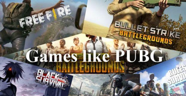 Games-Like-Pubg