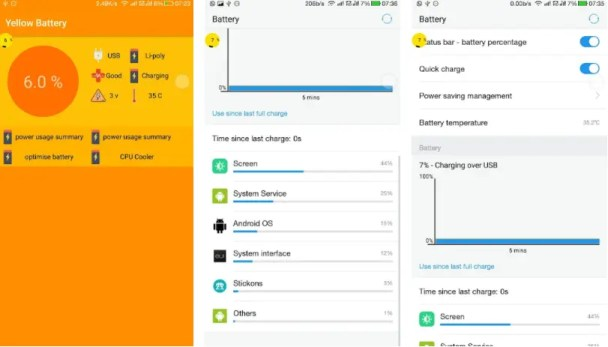 Yellow-Battery-Saver-App-for-Android