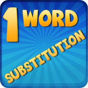 ONE WORD SUBSTITUTION-4