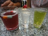 3 Shots: Snake Blood With Powdered Snake Penis Pills, Snake Venom With Some Alcohol, Snake Egg