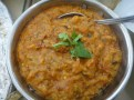 Baigan Bharta - Eggplant, Onion, Garlic, Tomatoes