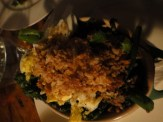 Rapini With Anchovies and Chopped Eggs