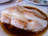 Shrimp Wrapped in Rice Sheets With Soya Sauce (Cang Fun)