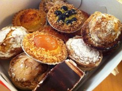 Assorted Portuguese Pastries