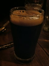 Dessert Stout with Coffee