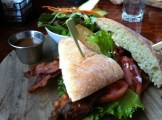 Traditional BLT