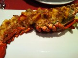 Half Lobster With Hollandaise, Urchin