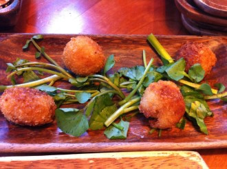Pork and Okara Croquette